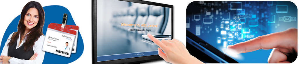 6 Reasons to Install a Touch Screen Visitor Management System