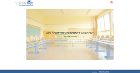 Visitornet Education – Welcome