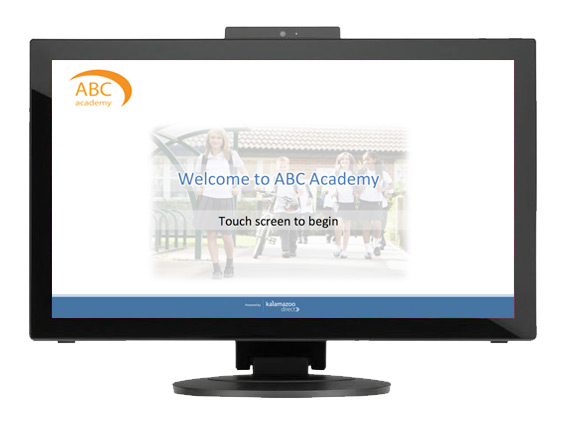 Visitornet Touch Screen